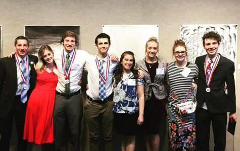 Students of Madison High School go to state for BPA.