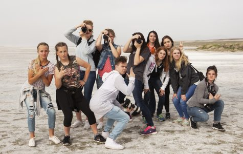 Photography Students Experience Three Day Photo Excursion