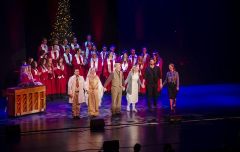 'The Forgotten Carols' inspire families and bring Christmas Spirit