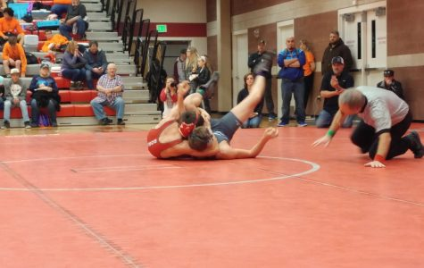 Three Take Home First at Madison Invite