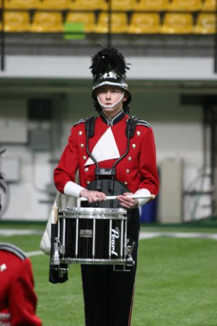 MHS Marching Band's Final Performance