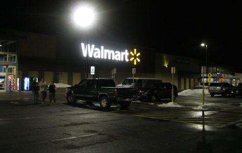 Walmart Grand Opening: Big Store, Big News