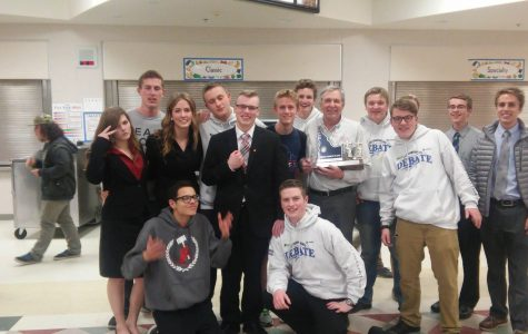 Madison Debate Competes at State