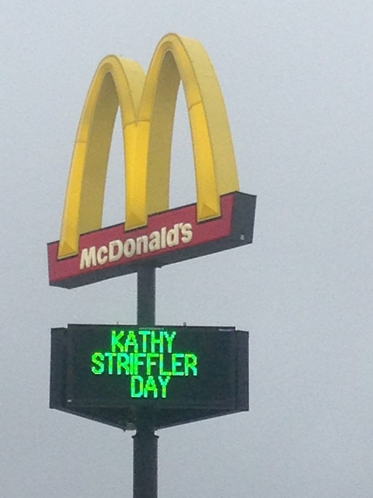Kathy+Striffler+day+was+held+on+March+28%2C+2016+to+raise+funds+for+a+local+family+in+need.+Kathy+was+killed+in+a+vehicle+accident+and+her+husband+and+son+were+both+hospitalized.+Photos+by%3A+McKell+Hancock.