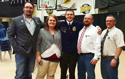 Madison FFA Earning by Learning