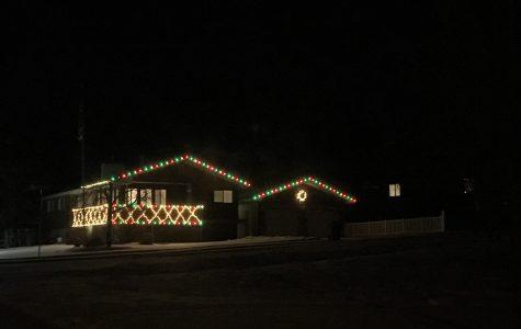 Lights fill Rexburg