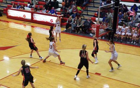 Madison soars above Hillcrest