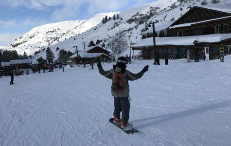 Skiing Vs. Snowboarding at MHS