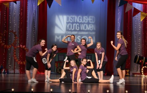 Distinguished Young Women 2018 Recap