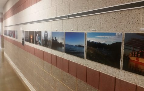 MHS Senior Photography Students Hold Their Annual Photography Showcase