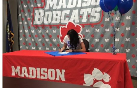 Leah Dougherty Signs with Big Bend Community College