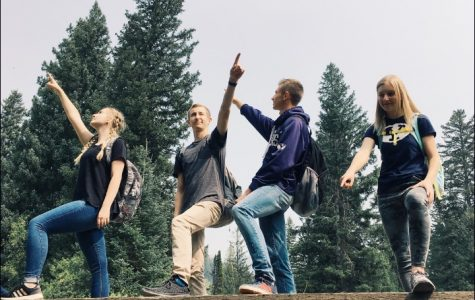 Students Take Learning to the Outdoors