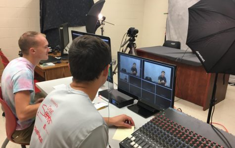 New Broadcasting Class Kicks Off this Week