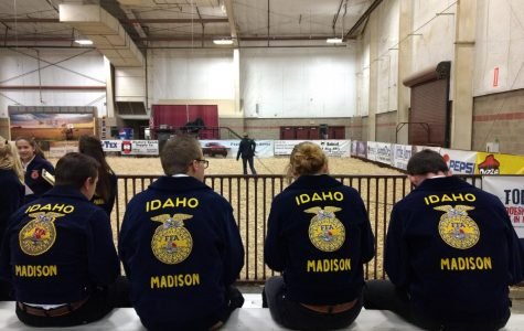FFA Students Went to the National Convention
