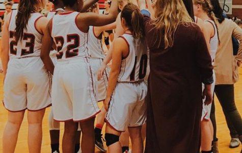 Madison Girls JV basketball Season Recap