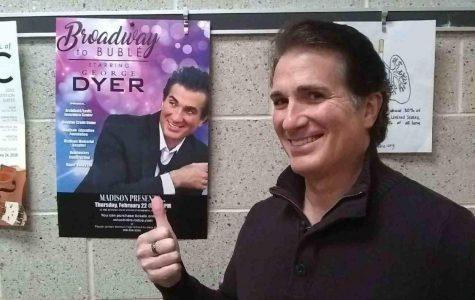 Madison Presents… George Dyer!