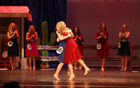 Curtis named Distinguished Young Woman
