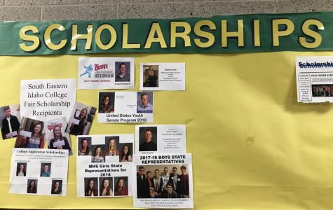 Scholarships are Available at MHS