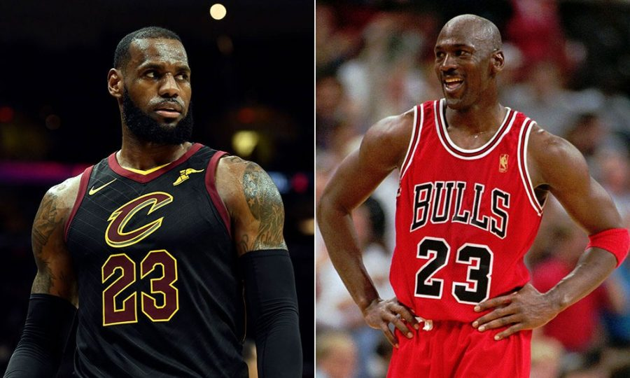 Who is the G.O.A.T? MJ or The King