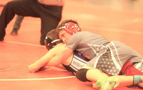 Madison Wrestlers Have a Successful Senior Night