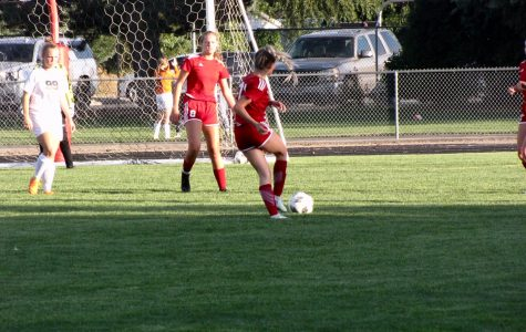 Madison Girls Soccer Dominate in First Game