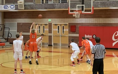 Madison JV Boys Crush Idahofalls