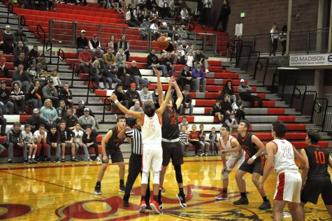 Madison Soars Above Blackfoot