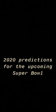 2020 Super Bowl Predictions
