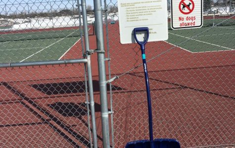 Tennis Players Worried About Snowy Courts