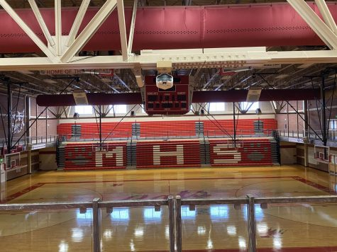The Madison High School Gym.