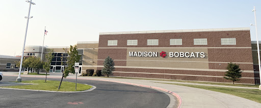 Madison High School in Rexburg, Idaho.